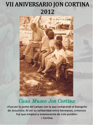 VII Aniversario Jon Cortina 2012