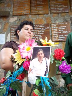 Testimonio de Rufina Amaya trasciende su muerte