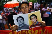 Exigen libertad de 14 presos en El Salvador