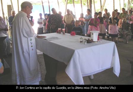 La noticia que conmovió y unió a todo Guarjila